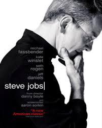 Resultado de imagen de steve jobs la película cartel