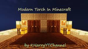 aesthetic lighting minecraft indoors torches tutorial. modern torch in minecraftminecraft tutorialth aesthetic lighting minecraft indoors torches tutorial