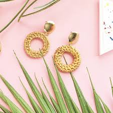 How To Make Easy Hoop <b>Earrings For Women</b> - Maritza Lisa
