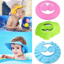 <b>Clothes</b>, Shoes & Accessories <b>Baby</b> Shower Cap <b>Kids</b> Waterproof ...