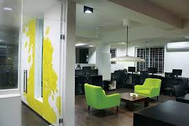 view in gallery advertising agency office