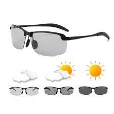 2018 <b>Men New</b> Driving <b>Photochromic Sunglasses Men Polarized</b> ...