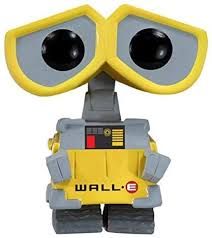 Funko POP Disney Series 4 Wall E Vinyl Figure ... - Amazon.com