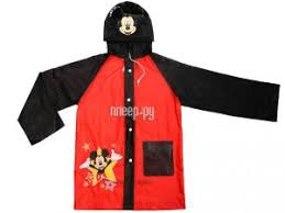 Купить <b>Дождевик детский</b> Disney Привет Микки Маус р.L 4074598 ...