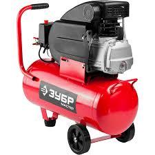 Воздушный <b>компрессор ЗУБР КПМ-240-24 Н6</b> 35548 - купить в ...