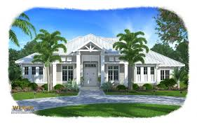 Most popular house plans for first half of   Weber Design GroupCoastal House Plan