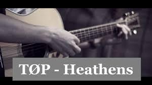 Twenty One Pilots - Heathens (<b>OST Suicide</b> Squad)   Drumstyle guitar