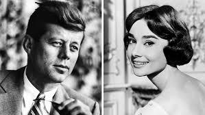 Джона Кеннеди и <b>Одри Хепберн</b> связывали романтические ...