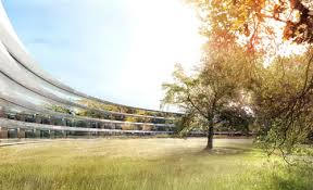 peter arbour an architect for seele the company that makes the glass staircases in apple stores around the world told bloomberg it is something like apple new office