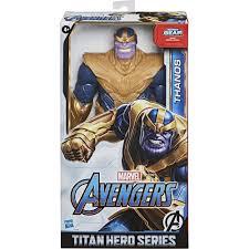 Купить <b>игрушку</b> Avengers <b>Hasbro Фигурка Мстители</b> Титаны (Танос)