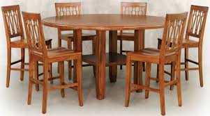 Solid Wood Dining Room Table Image Of Unfinished Wood Dining Chairs Style Furniture Dining Room