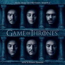 Игра престолов: сезон 6 (<b>саундтрек</b>) - <b>Game of</b> Thrones: Season 6 ...