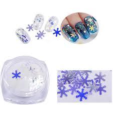 <b>1Box</b> New 2g <b>Symphony</b> snowflake <b>Glitter</b> Powder For Nails ...