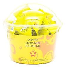 Купить <b>пилинг</b>-<b>гель для лица на</b> основе фруктовых кислот enjoy ...