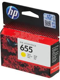 Картридж струйный 655 CZ112AE (600стр.) HP 6091521 в ...