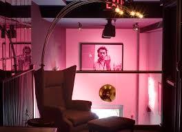 The VNYL Bar Restaurant & Night Club in Manhattan, <b>New York</b>