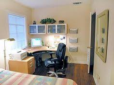 guest bedroom office combo definitely not this color scheme but good layout for combo guestoffice bedroom office