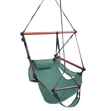 Hammock Hanging Sky Chair Air Deluxe Swing Seat S-<b>shaped</b> ...