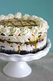 Easy Ice <b>Cream</b> Cake Recipes | Gâteau <b>crème</b> glacée, Recettes de ...