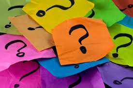 questions to ask yourself every business day the blog questions or decision making concept