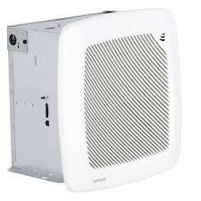 sensing bathroom fan quiet: qtr series quiet  cfm ceiling humidity sensing exhaust bath fan energy star qualified