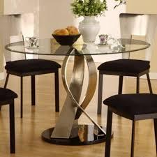 black kitchen dining sets:  round kitchen dining sets  innovative photos in round kitchen dining sets
