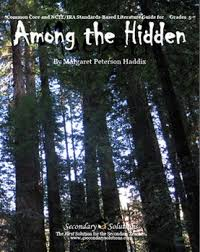 images about among the hidden on pinterest  common cores  this secondary solutions literature guide for among the hidden contains  pages of student coursework