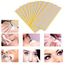 <b>100pcs Under Eye Pads</b> Paper Patches Eyelash Extension Patches ...