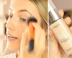 l 39 oreal true match foundation spring makeup tutorial check it out at