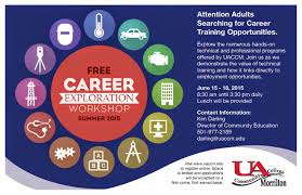 career exploration event clinton chamber of commerce