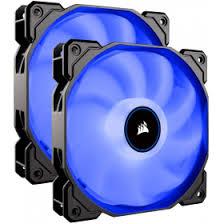 <b>Вентиляторы Corsair AF140 LED</b> (2018) Blue Dual Pack [CO ...