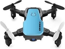 SIMREX X300C <b>Mini Drone</b> with Camera WIFI HD FPV Foldable RC ...