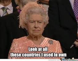 Why The Queen Looks Unhappy by charritos - Meme Center via Relatably.com