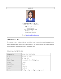 resume format for fresh graduates resume builder resume format for fresh graduates sample resume format for fresh graduates one page format cv