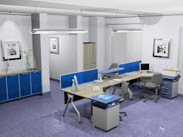 inspiring blue office room furniture blue office room design