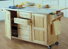 leaf kitchen cart: rolling kitchen island drop leaf stock off the shelve cabinet with drop leaf added to