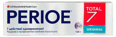 Купить <b>Зубная паста Perioe Total</b> 7 Original комплексного ...