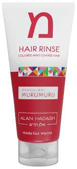 alan hadash <b>кондиционер для волос бразильский</b> мурумуру