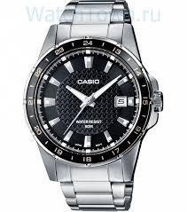 <b>Мужские</b> наручные <b>часы CASIO MTP1290D1A2</b> в Москве ...