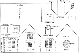 October  Glitter Houses Plans   Crafty Schtuff Glitter Houses    October  Glitter Houses Plans   Crafty Schtuff Glitter Houses   Pinterest   Glitter Houses  House plans and October