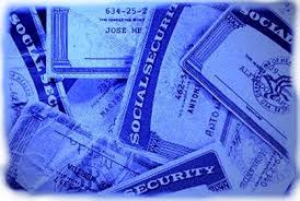 Image result for social security cards