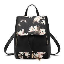 Искусственная кожа рюкзак Mochila Lemochic рюкзак свежий ...