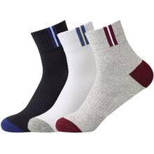 5pairs/lot <b>Cotton</b> Socks Men Solid Color Patchwork <b>Fashion</b> Male ...
