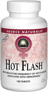 Source Naturals Hot Flash - Helps Reduce The ... - Amazon.com