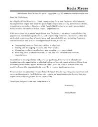best media entertainment cover letter examples livecareer edit
