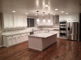 Wood Floor Kitchen White Cabinets Hardwood Floors Home Ideas I 3 Pinterest