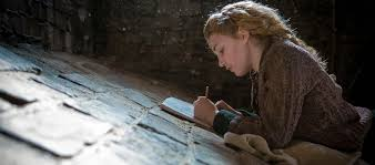 sophie n eacute lisse talks about her role as liesel meminger in the sophie neacutelisse talks about her role as liesel meminger in the book thief