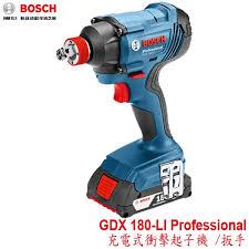 (mr 3 C) Termasuk Cash <b>Bosch Gdx 180 - Li</b> Obeng/kunci Pas ...
