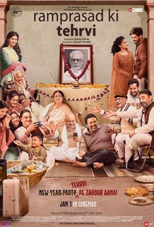 Download Ramprasad Ki Tehrvi (2021) Hindi Full Movie 480p | 720p