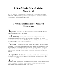 mission statements for schools template best template collection business mission statement example template vision statements for schools